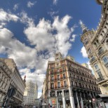 Madrid, the capital of Spain