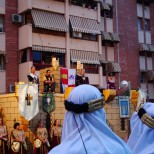 Moros y Cristianos (Moors and Christians) Festivities at Guardamar del Segura