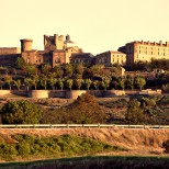 The City of Oropesa and Its Castles