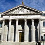 Palacio de las Cortes, Madrid