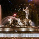 Fuente de Neptuno, Madrid
