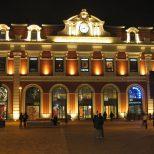 Estación Príncipe Pio, Madrid