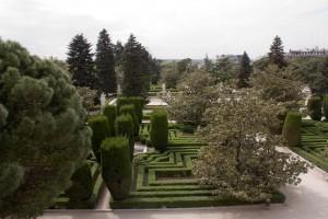 Jardines de Sabatini