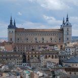 El Alcazar, Toledo, Spain