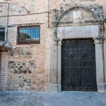 La Juderia, the Jewish Quarter, Toledo, Spain