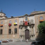 Palacio Arzobispal, Toledo, Spain