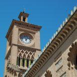 Toledo Train Station, Toledo, Spain