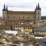 The Architecture in Toledo, Spain