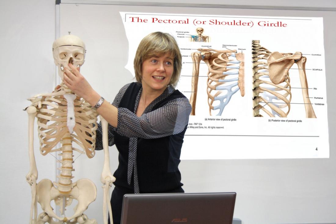 Estudiar la carrera de Anatomía