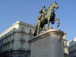 foto de El Rey Carlos III, King Charles III , Madrid, Spain